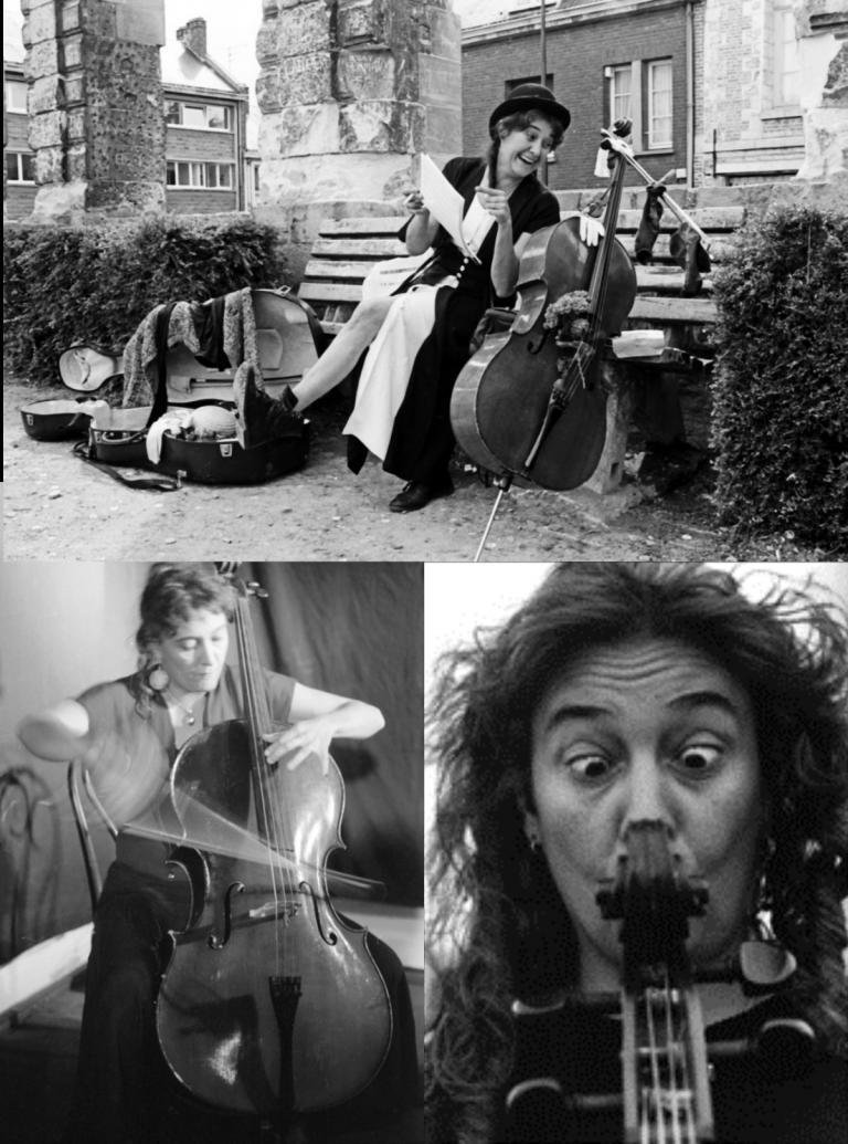 Exposition Ballade pour Violoncelle de Klaod Roparz